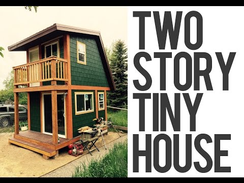 Two story tiny house sale at home depot cheap funnycat tv for Cheap two story houses