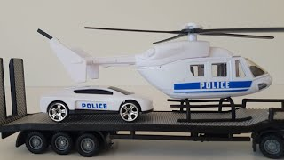 Police Cars for kids Review and Unboxing Video for Kids