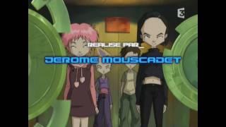 Générique Code Lyoko Saison 4