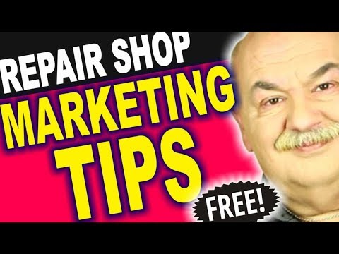Free Auto Repair Marketing Videos