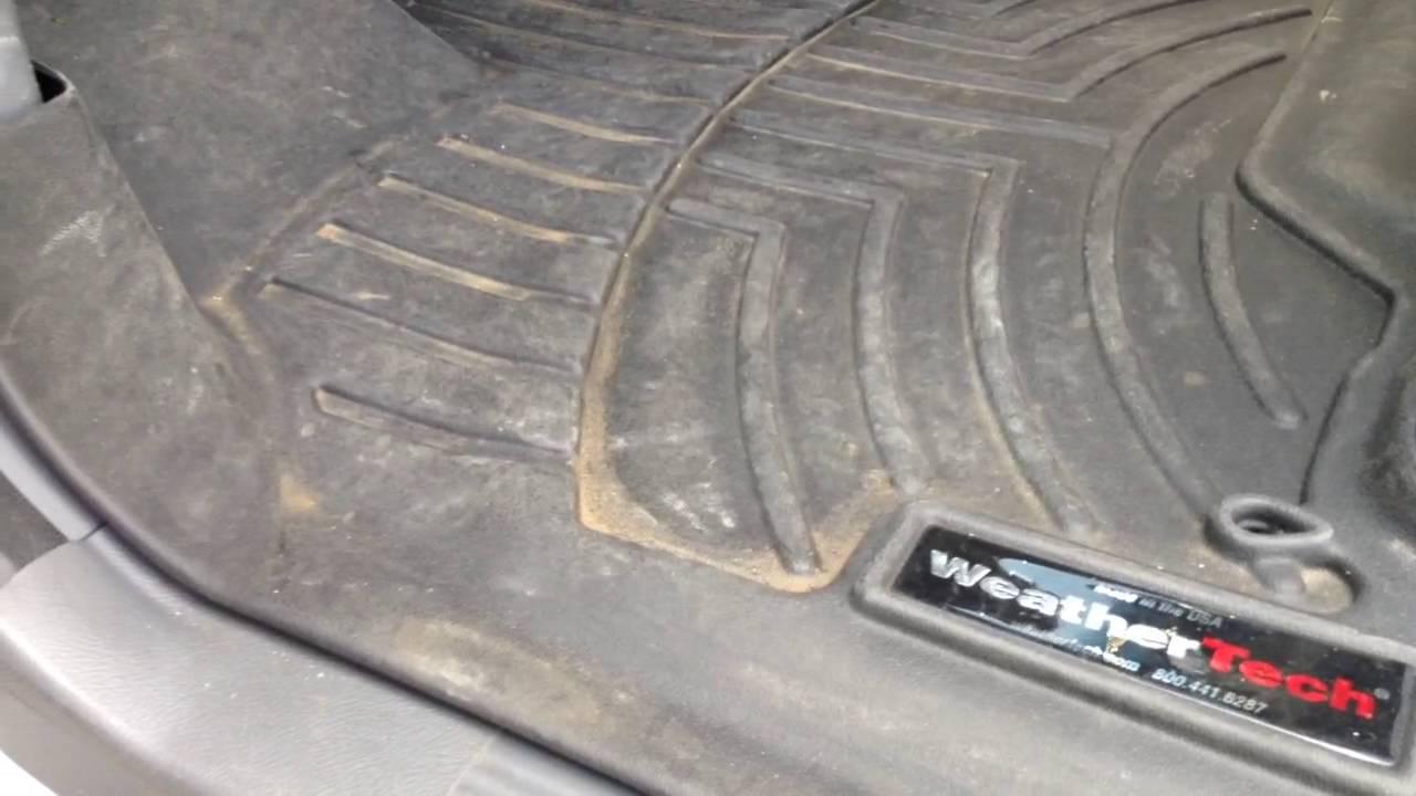 Floor mats odyssey - Weathertech Floor Mat Review For 2007 Honda Odyssey