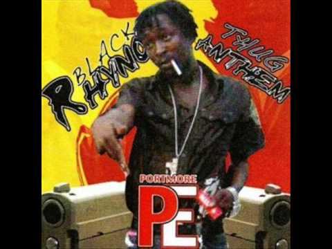 whine up yuh body 2009 - black rhyno