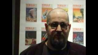 Charles Stross talks science fiction at the National Library of Scotland