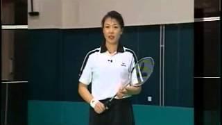 李玲蔚羽毛球3實戰技巧 2小技巧