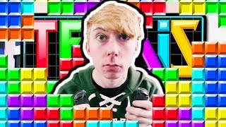 Better than Fortnite. (Tetris 99 Battle Royale)