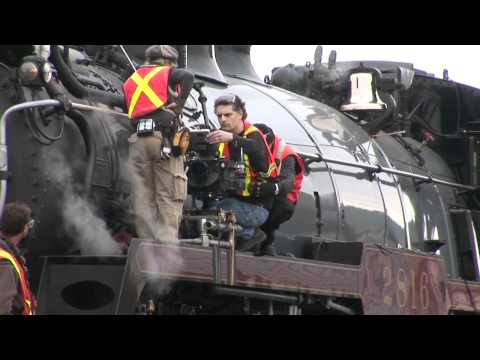 CP 2816 IMAX Movie Star 2 - Setting Up Cameras - Calgary