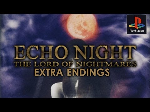 Echo Night 2: The Lord of Nightmares Walkthrough [Bad/Normal/Ominous Endings]