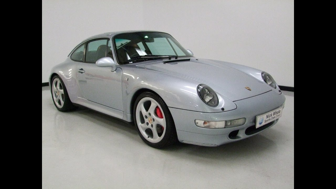 For Sale: Porsche 911 (993) C4S - Nick Whale Sports Cars - YouTube