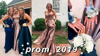 PROM 2019: GRWM + VLOG (junior year)