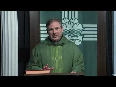 TV Mass Homily 2018 10 21