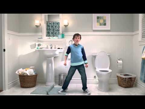 Flush For Good: American Standard Champion Toilet Commercial 2013