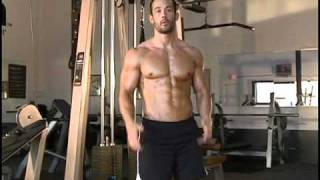 Jud Dean - Secrets of an Awesome Chest (Bodybuilding)