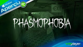 Phasmophobia - PREVIEW PC STEAM - Let's Play d'Halloween