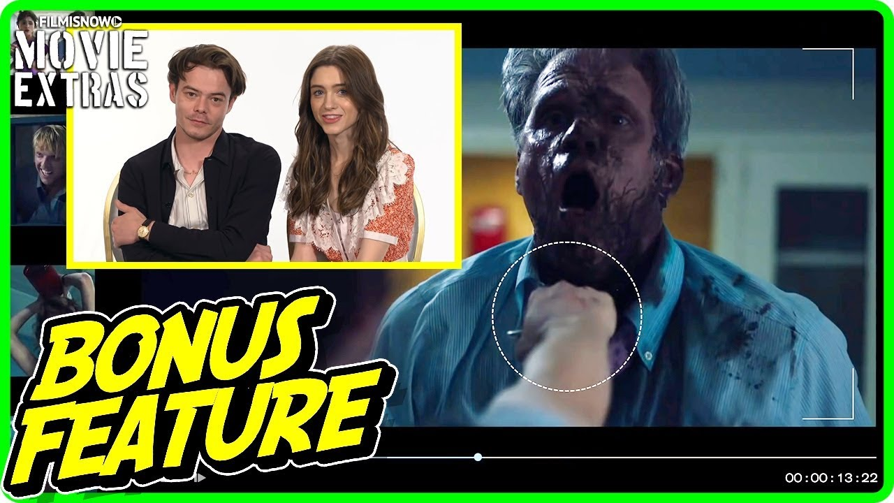 STRANGER THINGS 3 | Charlie Heaton & Natalia Dyer Break Down a Scene (Netflix)