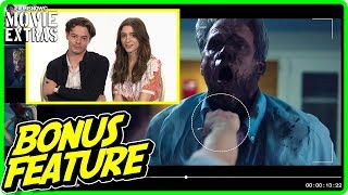 STRANGER THINGS 3 | Charlie Heaton & Natalia Dyer Break Down a Scene (Netflix)