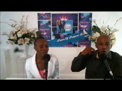 POP RADIO: You Have Extraordinary Purpose - Jeffrey Shepherd &  Zainabu Kamara