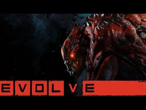 Evolve Stage 2 - По следам зверя[Мэгги/Голиаф-Метеор]