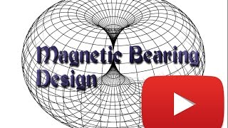 Sharing a magnetic bearing design