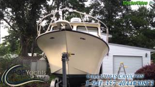 [SOLD] Used 2005 Maycraft 27 Pilothouse in Chesapeake, Virginia