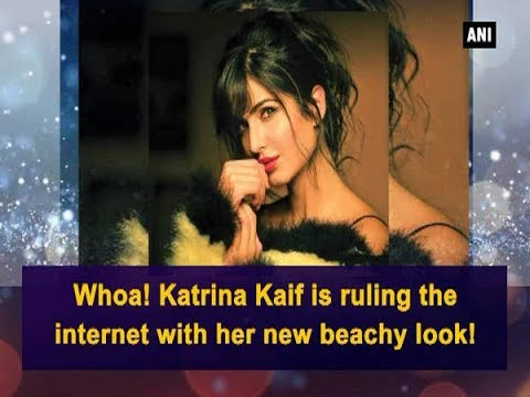 Whoa! Katrina Kaif is ruling the internet with her new beachy look! - Bolluwood News