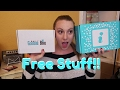 Free Sample Haul | Daily Goodie Box + Resolution VoxBox