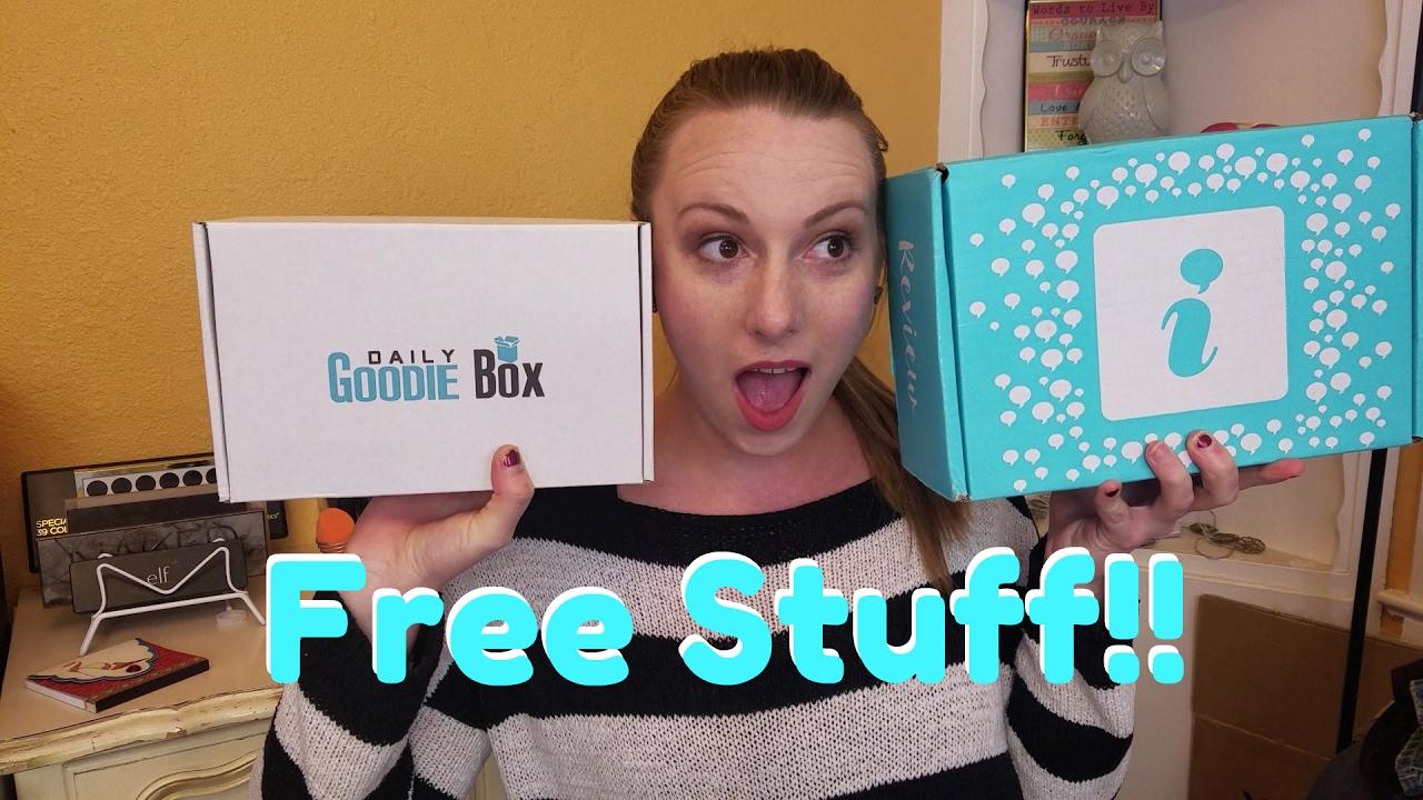 Fibralogy vox box + free hair product samples! Youtube.