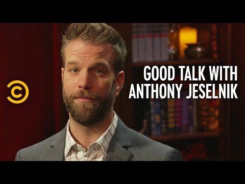 Why Anthony Jeselnik Loves ClickHole