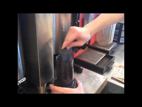Behind the Bar: Spencer's Coffeehouse Aeropress by Stephanie Oliver
