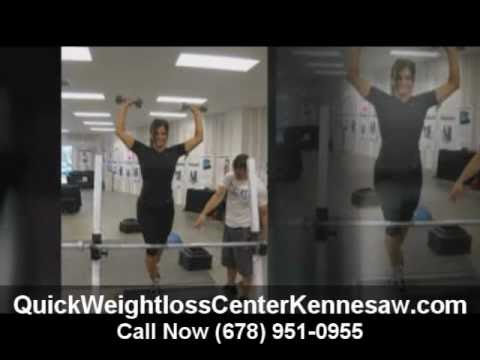 Quick Weight Loss Center Kennesaw Youtube