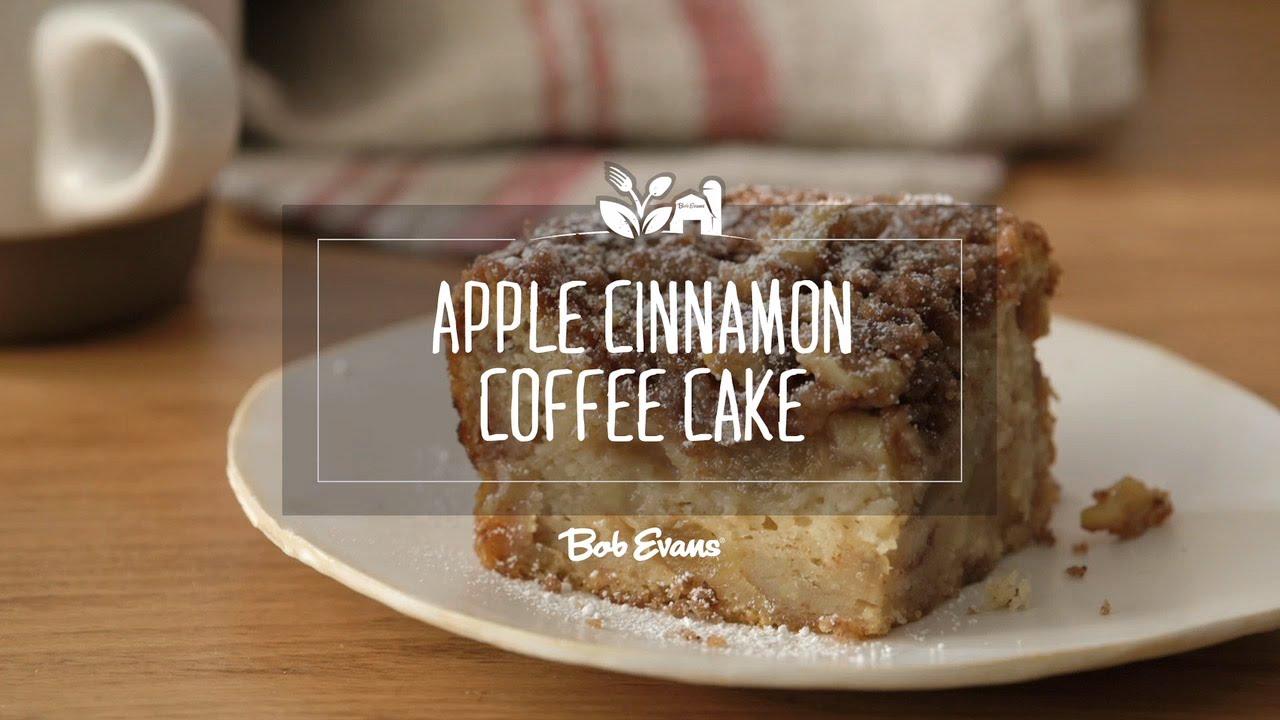 Bob Evans Coffee Cake