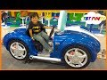 Family Fun Indoor Games and Activities for Kids Car Rides Car Racing | Bowling Fun