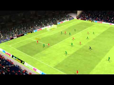 Singapore vs Tajikistan - Law Goal 40th minute