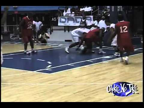 The Greatest Streetball Game in VA 1st Quarter