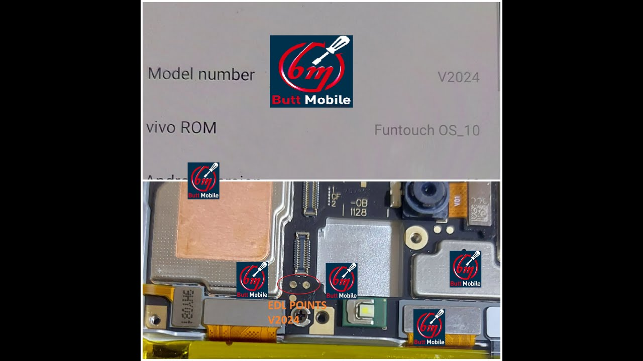 Vivo Y51 ( v2024 ) Pattern Lock / FRP Reset Done One Click By MRT
