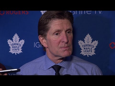 Maple Leafs Post-Game: Mike Babcock - February 28, 2019