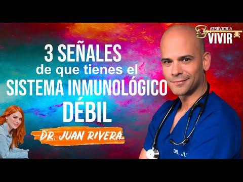 3 SEÑALES de que tienes el SISTEMA INMUNOLÓGICO débil | Dr. Juan Rivera