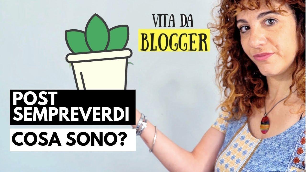 VITA DA BLOGGER - Cover