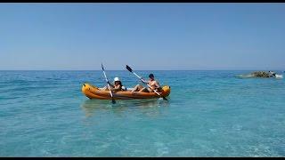 Kanoa Kayak Blueborn Indika 3 Sportek Best Experience Sea Albania Youtube The decision will be easy cause. kanoa kayak blueborn indika 3 sportek