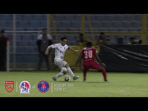 CD Olimpia (HON) vs Alianza FC (SLV) | SCL 2017 Preview