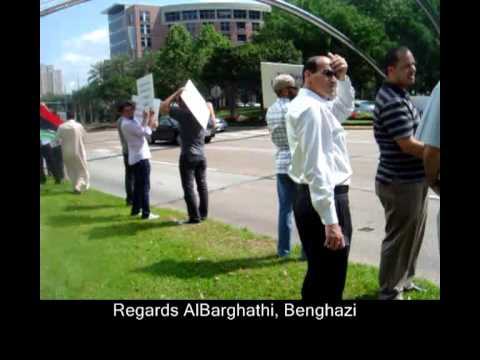 Turkish embassy protest Houston