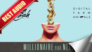 CASH CASH - Millionaire (Feat NELLY & Digital Farm Animals)