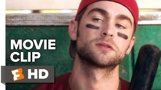 Undrafted Movie CLIP - All-American Team (2016) - Chace Crawford Movie