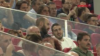 Η παρακάμερα του Ολυμπιακός - ΠΑΣ Λαμία! / Olympiacos - PAS Lamia behind the scenes!