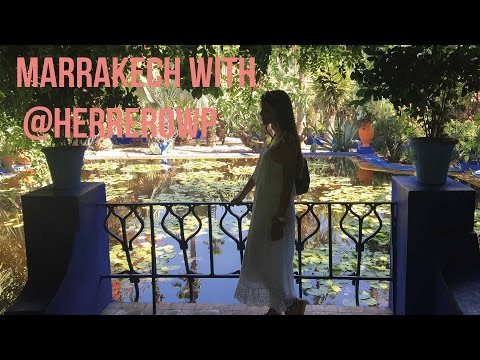 MARRAKECH WITH @herrerowp || CARLA DI PINTO
