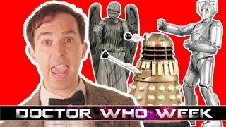 Which Doctor Who villain should you be scared of? | Sci Guide Doctor Who Special | Head Squeeze