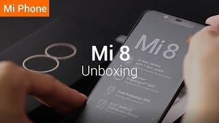 Mi 8: Unboxing Xiaomi Mi8!