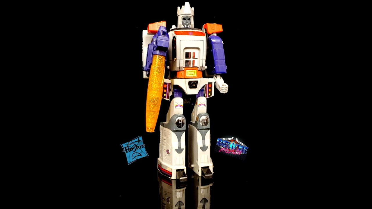 Throwback Thursday! G1 Galvatron Review by Deluxe Baldwin