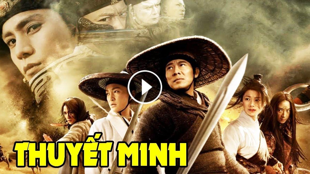 Phim Lẻ Kiếm Hiệp Võ Thuật Trung Quốc Mới Nhất | Phong Thần Cốt – Thuyết Minh | Phim Hay 2020