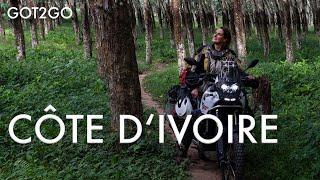 IVORY COAST: Man to Yamoussoukro to Abidjan. ONLY ...