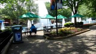 Kings Dominion Tour Part 1 Entering and Welcome